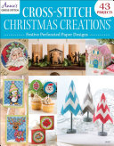 Cross-Stitch Christmas Creations: Festive Perforated Paper Designs