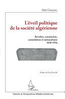 L'éveil politique de la société algérienne Pdf/ePub eBook