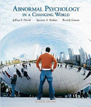 Abnormal Psychology in a Changing World Value Pack  Includes Speaking Out CD ROM Standalone for Abnormal Psychology in a Changing World   Study Guide