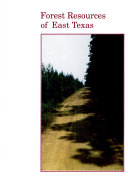 Forest Resources of East Texas