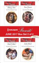 Harlequin Presents June 2017 - Box Set 2 of 2 [Pdf/ePub] eBook