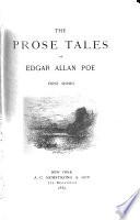 The Prose Tales of Edgar Allan Poe Book PDF