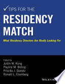 Tips For The Residency Match Book PDF