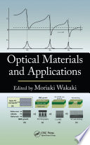 Optical Materials And Applications Book PDF