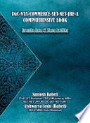 Ugc-Nta-Commerce-Set-Net-Jrf-A Comprehensive Look