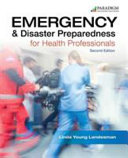 Emergency and Disaster Preparedness for Health Professionals, Text