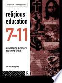 Religious Education 7 11