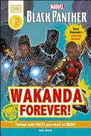 Marvel Black Panther Wakanda Forever! Pdf/ePub eBook
