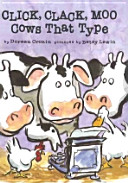 CLICK CLACK MOO COWS THAT TYPE CD1