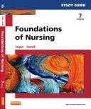 Study Guide for Foundations of Nursing   E Book