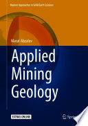 Applied Mining Geology