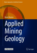 Pdf Applied Mining Geology Telecharger