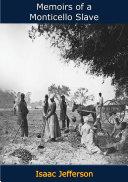 Memoirs of a Monticello Slave Pdf/ePub eBook