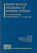 Smart Devices: Modeling of Material Systems