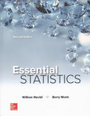 Cover of Essential Statistics