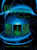 University Physics, Wolfgang Bauer & Gory D. Westfall, 2011