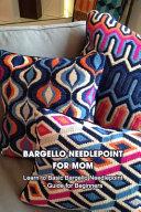 Bargello Needlepoint for Mom