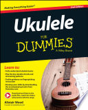 List of Ukulele For Dummies E-book