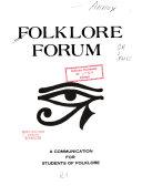 Folklore Forum