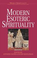 Modern Esoteric Spirituality