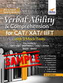 (Free Sample) Verbal Ability & Comprehension for CAT-XAT-IIFT with 5 Mock Tests 3rd Edition ebook