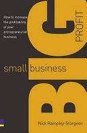 Small Business  Big Profit