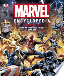 """Marvel Encyclopedia New Edition"" by Stan Lee, DK, Adam Bray"