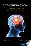 Psychopharmacology Book