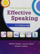 The Challenge of Effective Speaking in a Digital Age Book