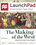 Launchpad for The Making of the West  Six Month Access  Book PDF