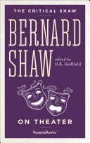 Bernard Shaw on Theater