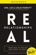 Real Relationships Workbook Book