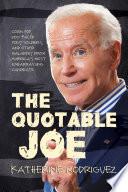The Quotable Joe