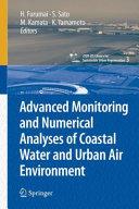 Advanced Monitoring and Numerical Analysis of Coastal Water and Urban Air Environment