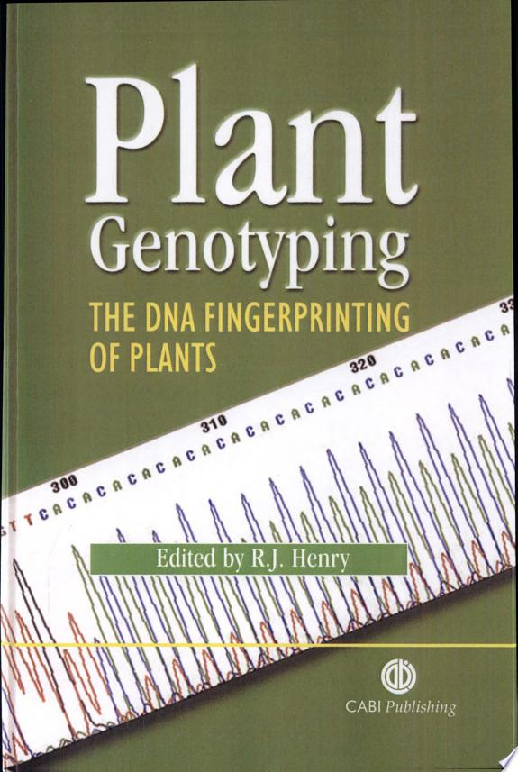 Plant Genotyping