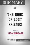Summary of The Book of Lost Friends Pdf/ePub eBook
