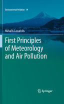 Pdf First Principles of Meteorology and Air Pollution Telecharger