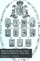 Règne de Michel Sturdza, prince régnant de Moldavie, 1834-1849