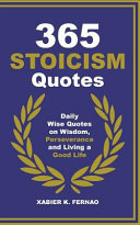 365 Stoicism Quotes