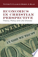 Economics in Christian Perspective