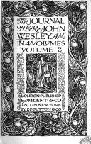 The Journal Of The Rev John Wesley