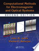 Computational Methods For Electromagnetic And Optical Systems Second Edition Book PDF
