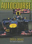 Autocourse 2011-2012 Book Cover