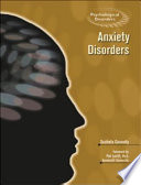 Anxiety Disorders Book PDF