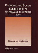 Pdf Economic and Social Survey of Asia and the Pacific 2001