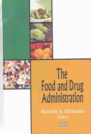 The Food and Drug Administration  FDA