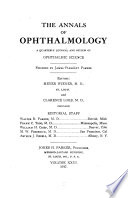 Annals of Ophthalmology