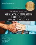 Evidence-Based Geriatric Nursing Protocols for Best Practice Pdf/ePub eBook