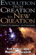 Evolution from Creation to New Creation