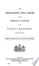 Report 1840 1908